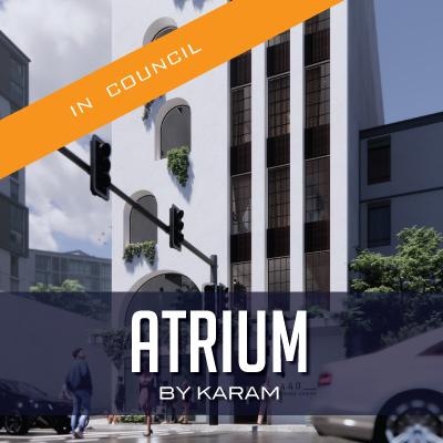 ATRIUM By Karam