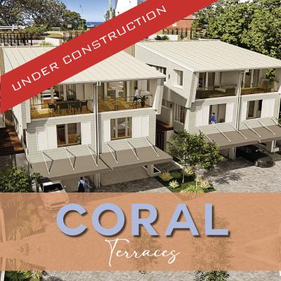 Coral Terraces By Karam