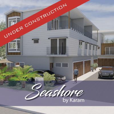 Seashore By Karam